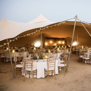 Bedouin & Stretch Tents