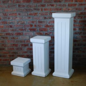 Pillars and Towers