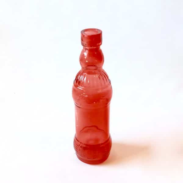 Best Events - Red bottle with shine glow